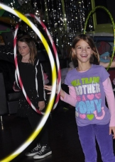 Hula Hoop Birthday Parties