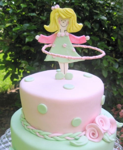 Melissa Diamond Cakes
