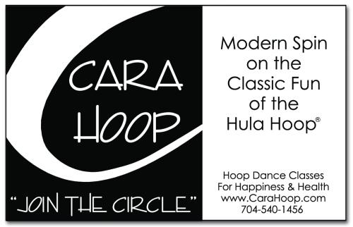 Cara Zara Hoop Dance Instructor