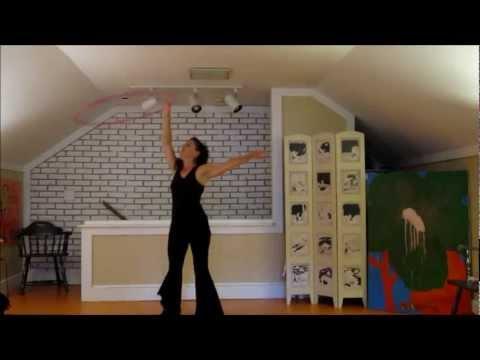 Cara Zara Hoop Dancer