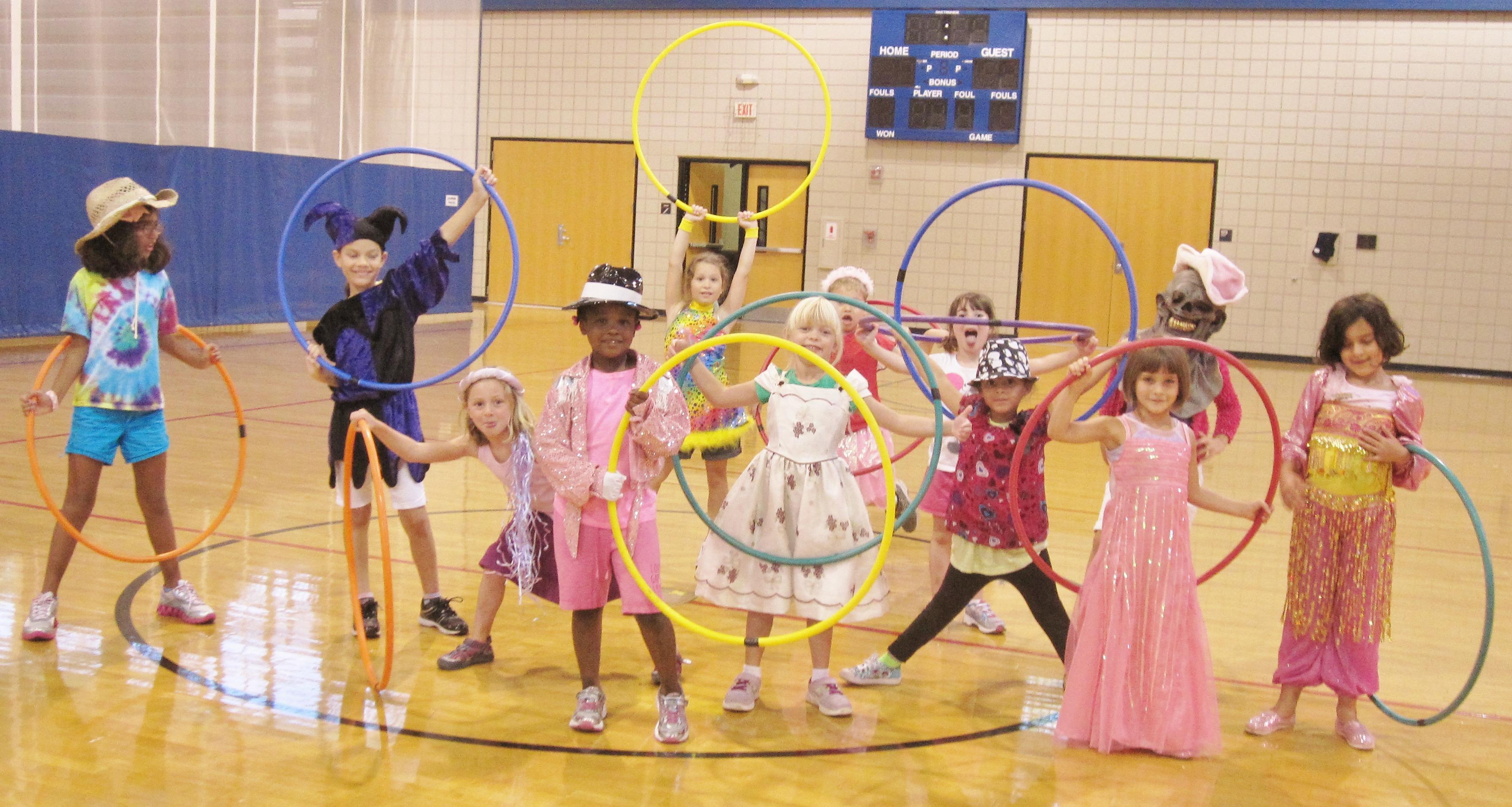 Hula Hoop Summer Camp at Providence Day School