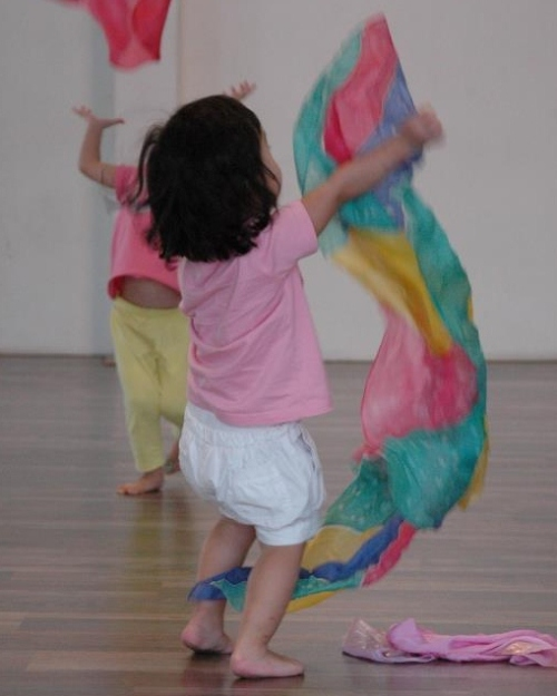 Embodied Movement - Dance Movement Therapy