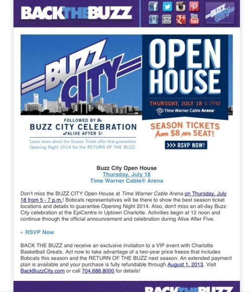 Buzz City Flyer