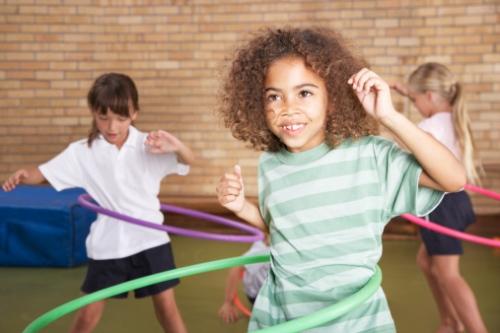 Hula Hoop Kids
