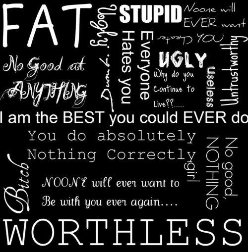 Verbal Bully Words