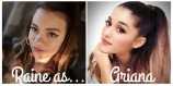 Raine as Ariana