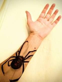 spider arm 2